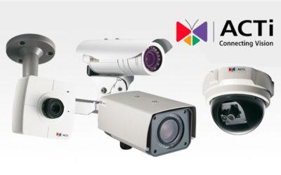 Kamery sieciowe ACTi