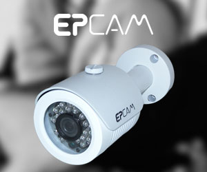 Kamery EPCam