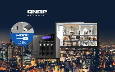 Rejestratory QNAP