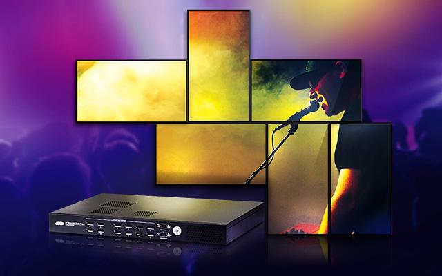 rozdzielacze audio-video