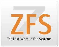 system plików zfs