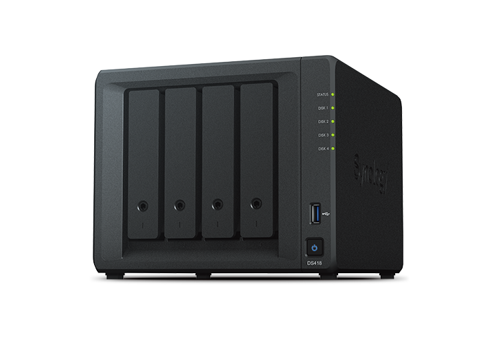 Synology DS420
